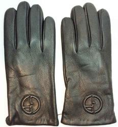 Мужские перчатки Giorgio Armani
