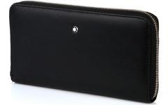Мечта! Мужское портмоне на молнии от MontBlanc 2801