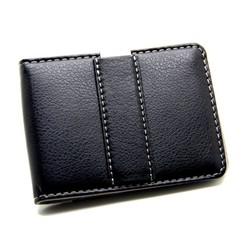 Удобный кожаный зажим для денег FM08