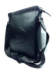 Мужская кожаная сумка  - почтальон, Hermes 80040