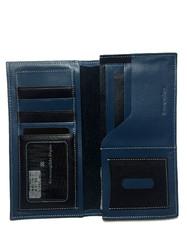 Модный мужской кошелек для валюты - Ermenegildo Zenga 736-3