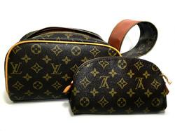 Сумка бочонок + косметичка от Louis Vuitton 47528