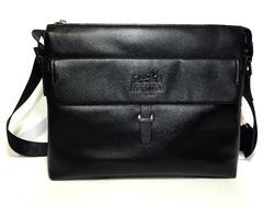 Строгая деловая сумка планшет Хермес 6951-5