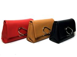 Сумка-клатч женская в трех цветах 2981