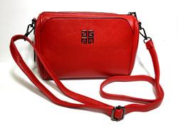 Удобная сумка Живанши в четырех цветах
