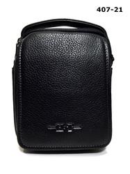 Кожаная сумка на пояс или через плече HT 407-21