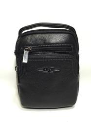 Удобная кожаная поясная сумка HT407-20