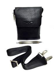 Маленькая мужская кожаная сумочка HT1278