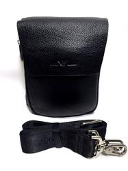 Мужская мини сумочка с двумя отделениями - Armani 9925-1