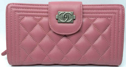 Женское портмоне Chanel 082A