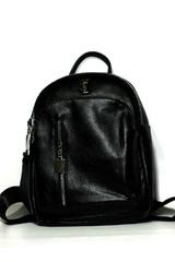 Рюкзак для школы кожаный Yves Saint Laurent 8007