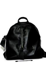 Кожаный женский рюкзак Yves Saint Laurent 8001
