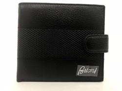Красивое мужское портмоне на подарок Brioni BR-9100