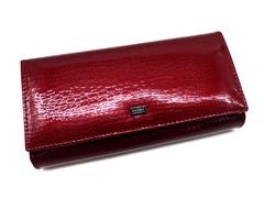 НОВИНКА! Кожаный женский кошелек с защитой от кражи с кредитки VerMari-72044