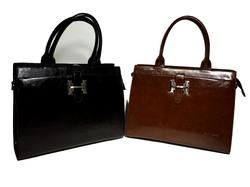 Деловая женская сумка из натуральной кожи Paul Danny PD7046-1S