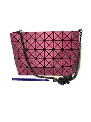 Розовая сумка из треугольников Bao Bao - 239