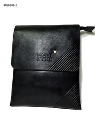 Бюджетная мужская сумка планшет от Mont Blanc - 3 варианта на выбор