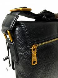 Элитная сумка A4 планшет из натуральной кожи для мужчины - PRADA 8A55-2