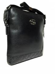 Отличная сумка почтальон Gucci 1010-1 для мужчин