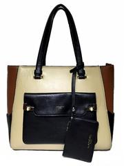 Классическая женская сумка Lancel 3312 в двух цветах