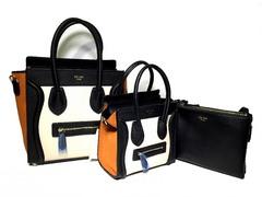 Красивая и необычная сумка Celine 5045 в двух размерах