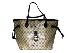 """Классическая сумка Gucci 1611 """"пчелка"""""""
